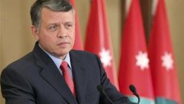 ملك الأردن يُوجه رسالةً إلى الرئيس عباس وهذا ما جاء بها!