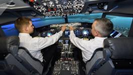 جريمة بشعة : محاكمة طيار تسبب بمقتل 11