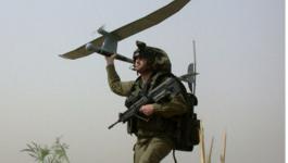 المقاومة تُسقط طائرة تصوير إسرائيلية حلقت فوق أجواء شمال قطاع غزة