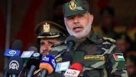 داخلية غزة تحذر من تداول إشاعات بمحاولة اغتيال أبو نعيم2.jpg