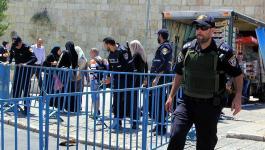 الشرطة الإسرائيلية تعزز تواجدها في عسقلان.jpg