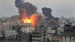 إصابة 5 مقاومين إثر انفجار داخل أحد مواقع المقاومة بخانيونس