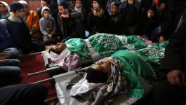 مركز حقوقي يدين جريمة قتل الاحتلال لطفلين برفح