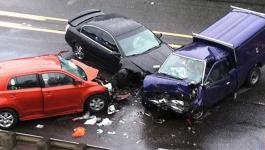 8 إصابات في حوادث مختلفة بـ