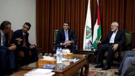 كشف نتائج لقاءات حماس مع المسؤولين المصريين بالقاهرة؟!
