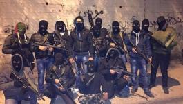 اندلاع مواجهات عنيفة بين أجهزة السلطة وعناصر مسلحة في مخيم بلاطة بنابل