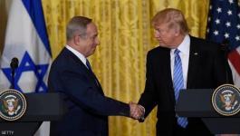 وفد أمريكي يصل إسرائيل تمهيداً لزيارة ترامب.jpg