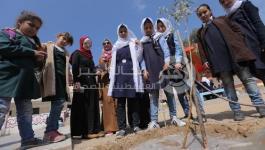 بالصور: بلدية غزة تدعو المواطنين للمشاركة الفاعلة في التوعية البيئية