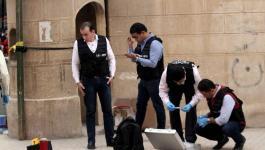 استشهاد ضابط مصري وإصابة آخر بانفجار عبوة ناسفة في كنيسة العذراء
