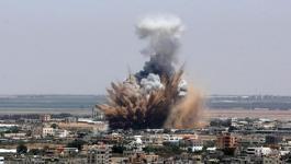التعرف على هوية شهيدي القصف الإسرائيلي لمجموعة شبان شرق خانيونس