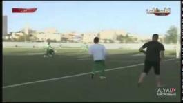 هدف هاني أبو بلال للظاهرية أمام شباب دورا