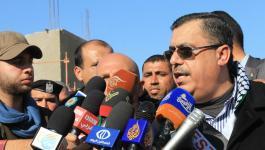 أبو شمالة: أجهزة السلطة اعتلقت اللواء أبو صفية بتهمة دعم جمعية خيرية تابعة لـ