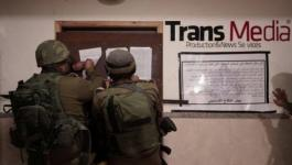 المنظمات الأهلية تحذر من الهجمة الإسرائيلية على الشركات الإعلامية