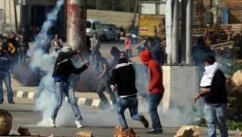 اندلاع مواجهات مع قوات الاحتلال بالجليل