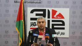 معروف يدعو لمحاسبة الاحتلال على جرائمه بحق الصحفيين