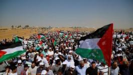 مخاوف إسرائيلية لدى الجيش من امتداد المظاهرات إلى الضفة.jpg