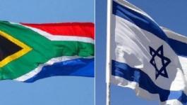 سفير جنوب إفريقيا يغادر