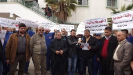 غزة: نقابات العمال تطالب بصرف أجور عمال النظافة المتأخرة منذ 4 أشهر