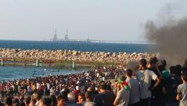 الإعلان عن موعد إطلاق المسير البحري 22 شمال قطاع غزّة