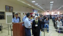مركز حقوقي الإعلان الإسرائيلي عن تسهيلات على معبر الكرامة كذب وخداع.jpg