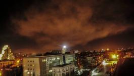 التحالف الدولي يشّن غارات على أهداف تابعة للجيش السوري جنوب السخنة