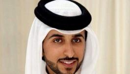نجل عاهل البحرين يلتقي حاخاماً داعماً للكيان الصهيوني.jpg