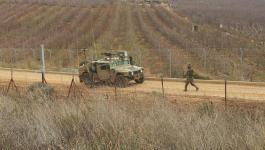 إطلاق قذيفة صوب قوة إسرائيلية على حدود غزّة