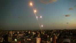 صافرات الإنذار تُدوي في مستوطنات غلاف غزّة