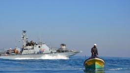 إصابتين صيادين برصاص الاحتلال شمال قطاع غزة