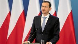 رئيس الوزراء البولندي ماتيوس مورافيسكي
