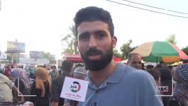 بالفيديو: كساد تجاري وأوضاع معيشية صعبة عشية حلول عيد الأضحى المبارك
