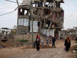 الدمار-غزة