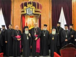 رؤوساء الكنائس يبحثون سبل رفض تعيين لجنة عليا جديدة لشؤون الكنائس بدون علمهم