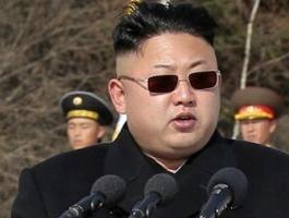 صورة: زعيم كوريا الشمالية يوقف
