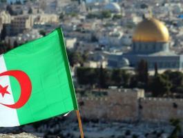 بالصور: الشعب الجزائري الشقيق يُترجم حبه لفلسطين بتسليط الضوء على معاناة شعبها