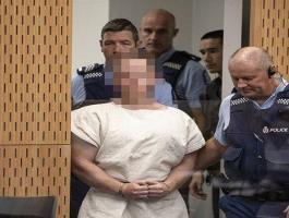 منفذ مجزرة نيوزيلندا