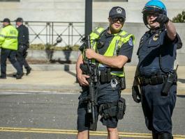 شرطة امريكا