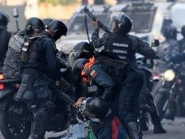 مواجهات فنزويلا