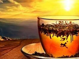الشاي بعد