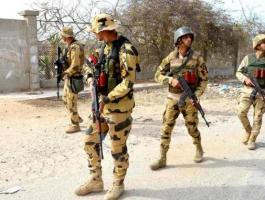الجيش المصري.