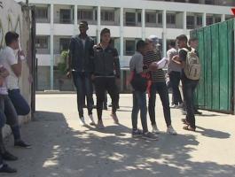 شاهد: تفاوت آراء طلبة الثانوية العامة في غزّة بامتحان التاريخ