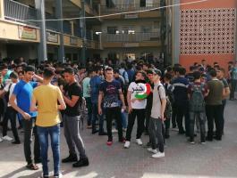 بالفيديو: آراء طلبة التوجيهي في رفح بامتحان التربية الإسلامية