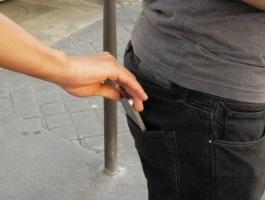 تقنية جديدة تمنع سرقة الهواتف من الجيب الخلفي