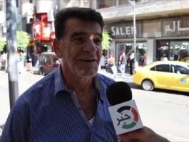 بالفيديو: مراسل وكالة