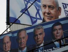 انتخابات اسرائيلية
