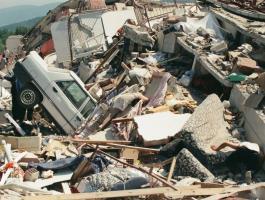 زلزال اسطنبول صورة ارشيفية