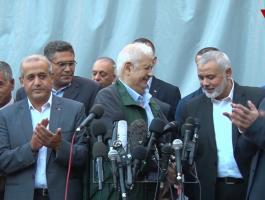 شاهد بالفيديو: حماس والشعبية تُعقبان على قبول الفصائل بإجراء الانتخابات في غزّة