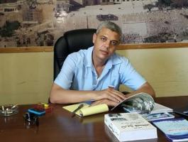نادر يُثمن تصريحات نقيب الصحفيين ويُطالبه بزيارة غزّة