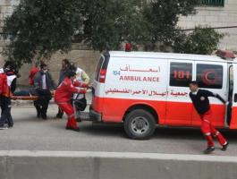 شاهد: مجهولون يُهاجمون شابين وسط غزّة