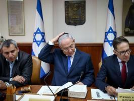 حكومة الاحتلال